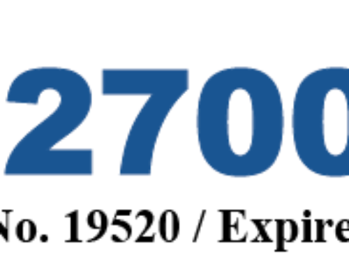 OXFORD Successfully Achieves ISO 27001:2013!